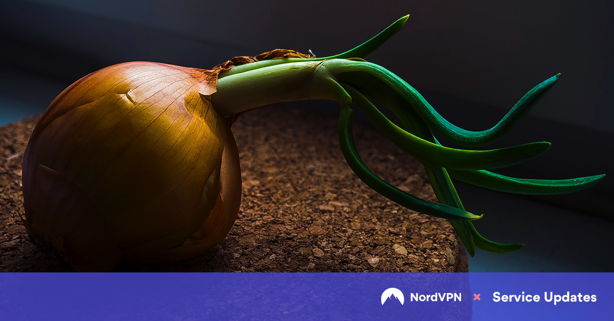 Another Security Solution Released – Onion Over VPN | NordVPN