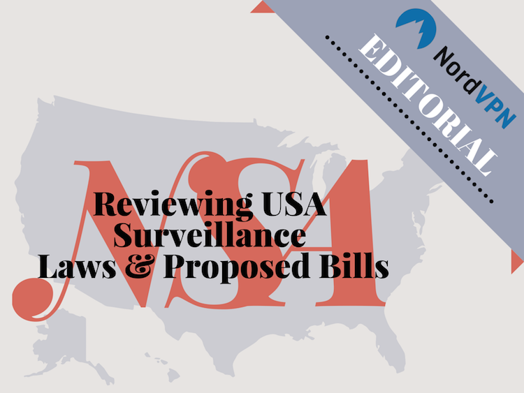 USA Surveillance Law Review