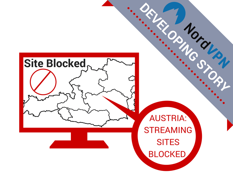Austria Blocks Streaming Sites
