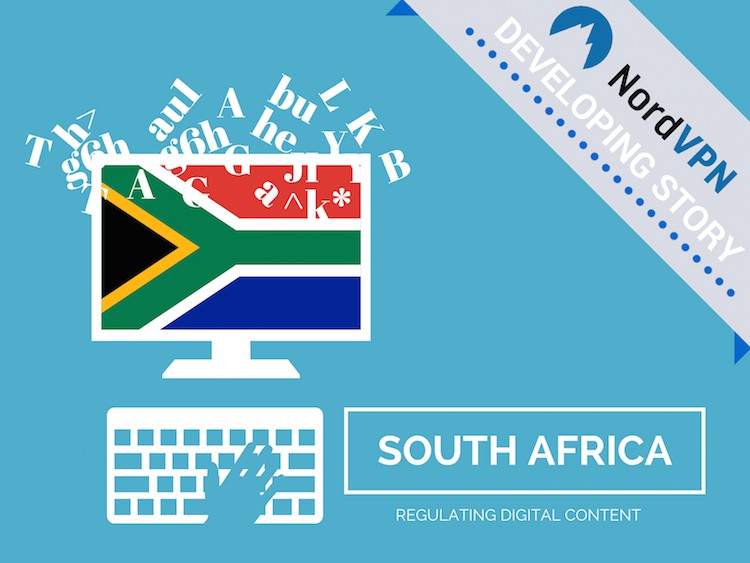 Online content regulations proposed in South Africa