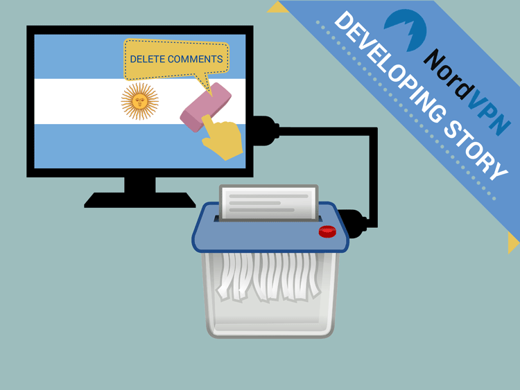 Argentina: freedom of expression online threatened