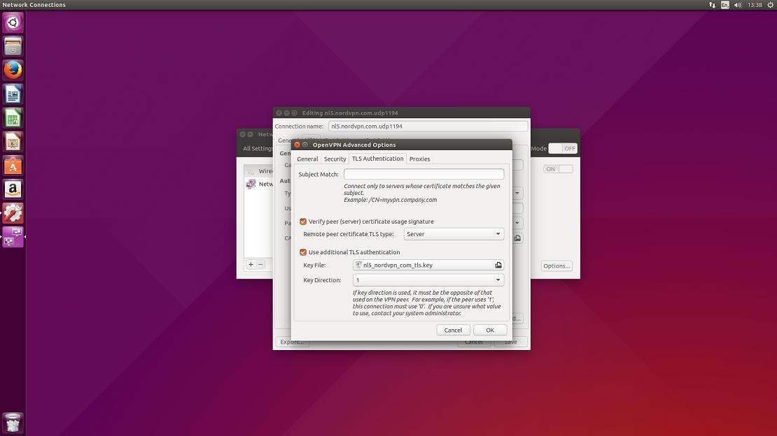 Setup and configure openvpn server on ubuntu 1310 openvpn
