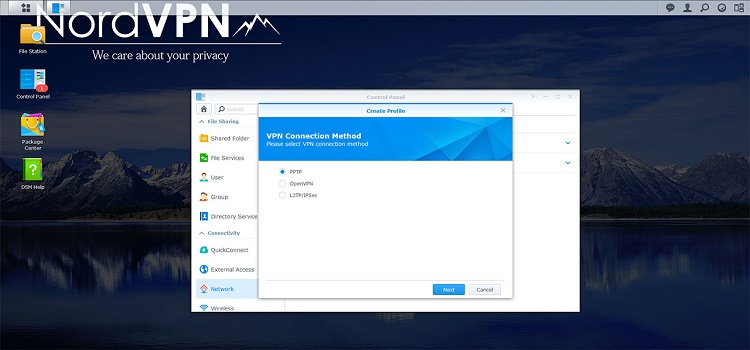 SynologyPPTP3
