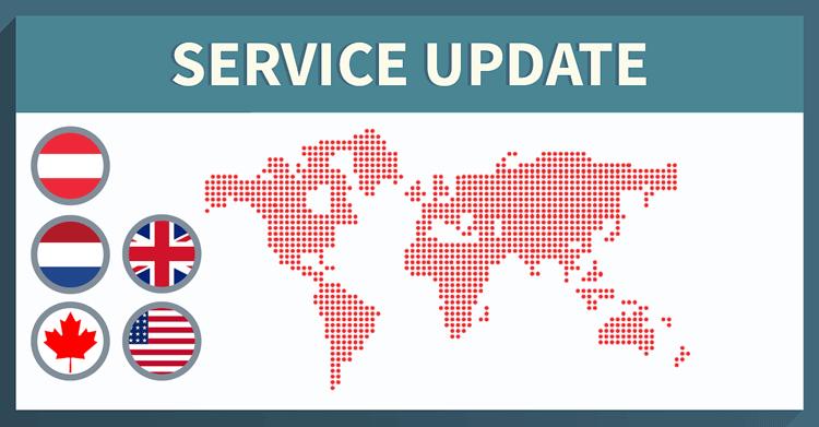 11 New Servers Added