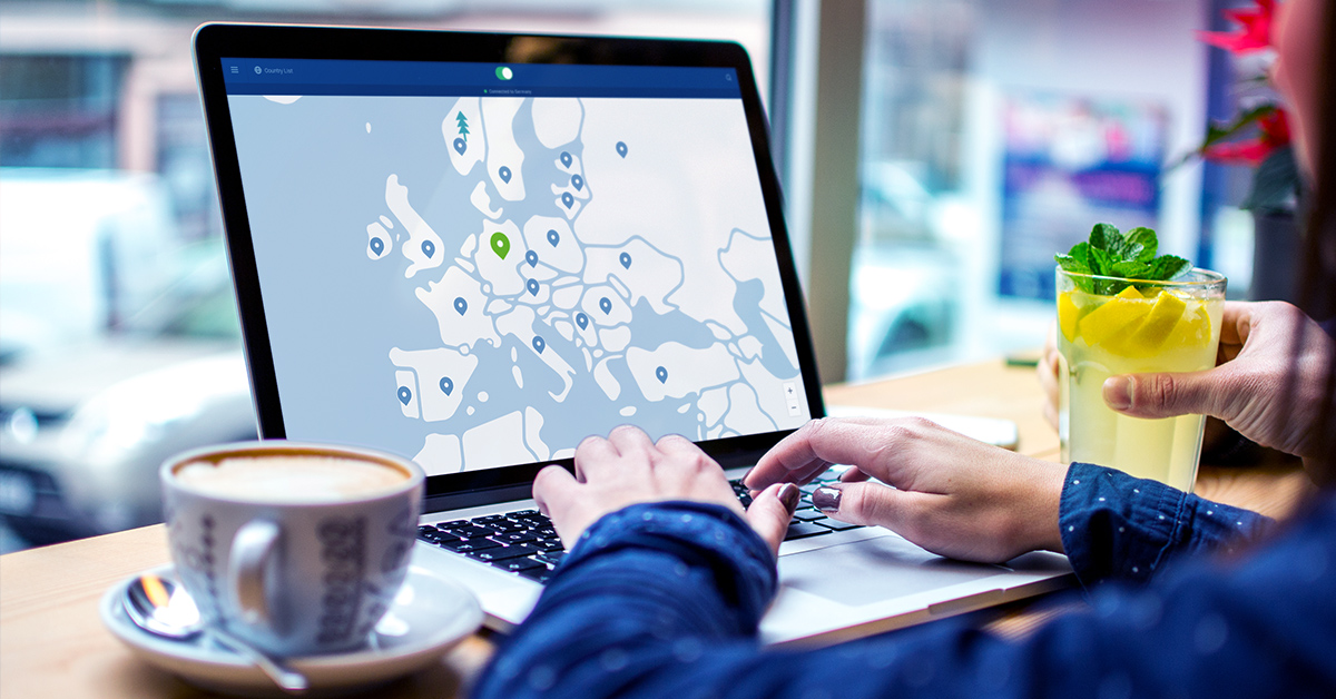 Secure your Wi-Fi connection with NordVPN