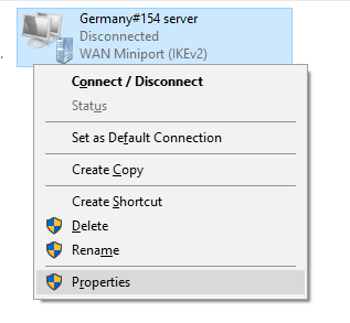 How to Configure IKEv2/IPsec to Windows 7? | NordVPN
