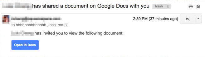 What you need to know about the new Google Docs scam