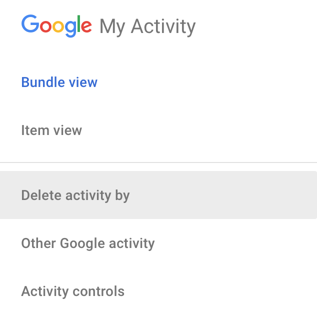 How to Delete Your Google History? | NordVPN