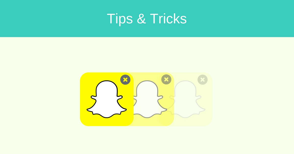 How to Permanently Delete Snapchat Account 2017