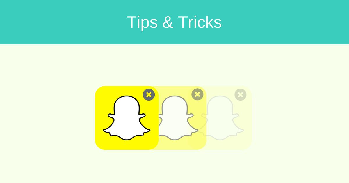 delete_Snapchat
