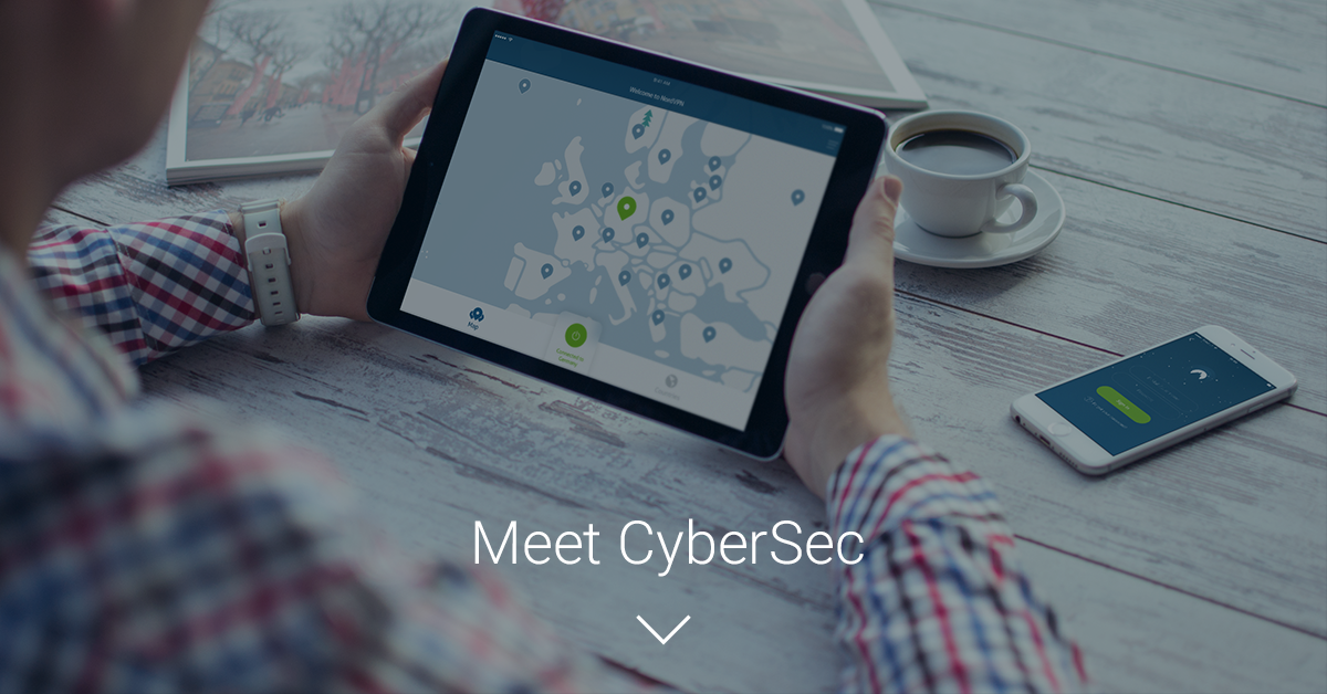 Introducing CyberSec: A new security upgrade from NordVPN