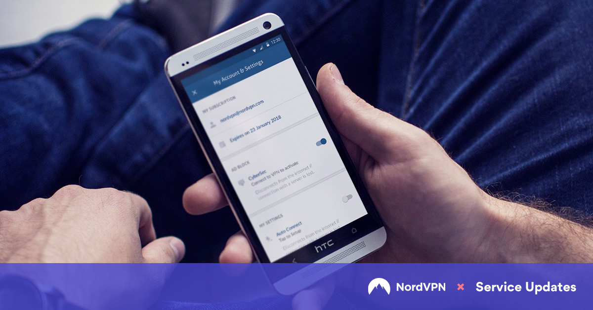 Introducing automatic VPN connection for Wi-Fi | NordVPN