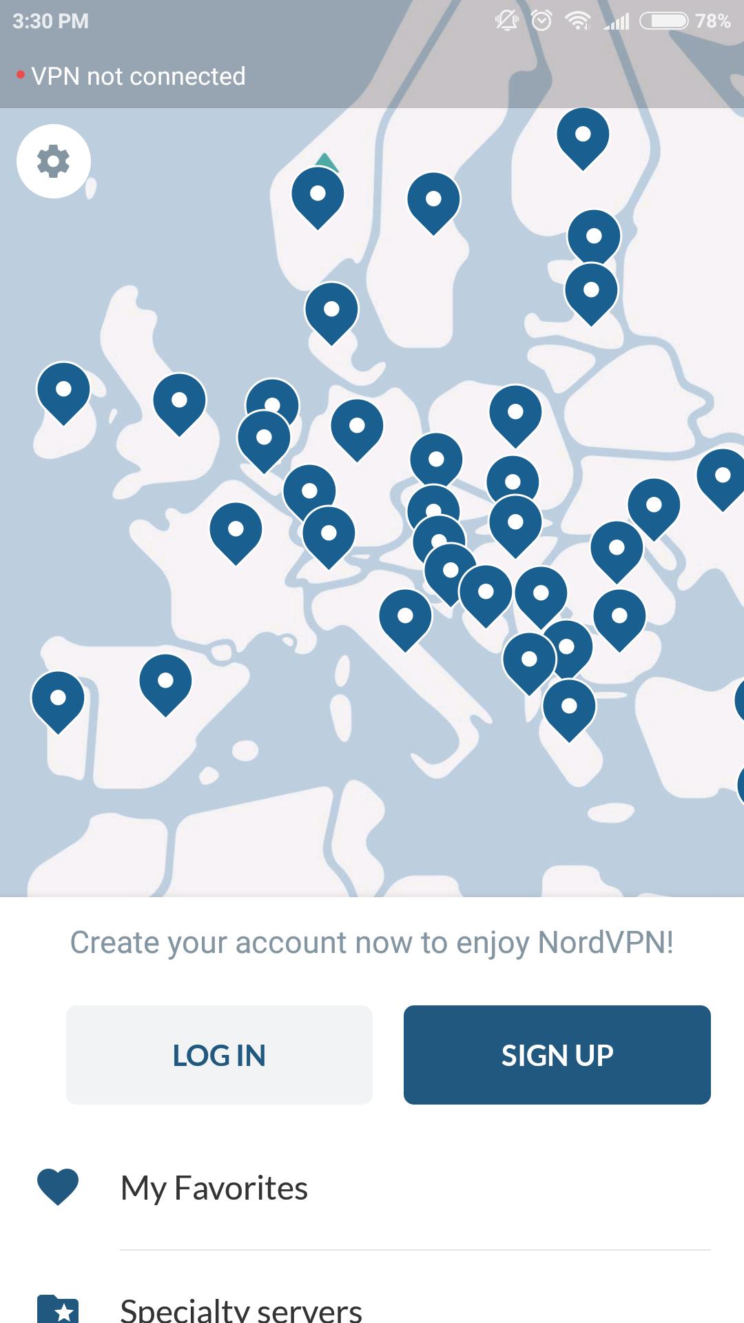 It's so easy to start using NordVPN!