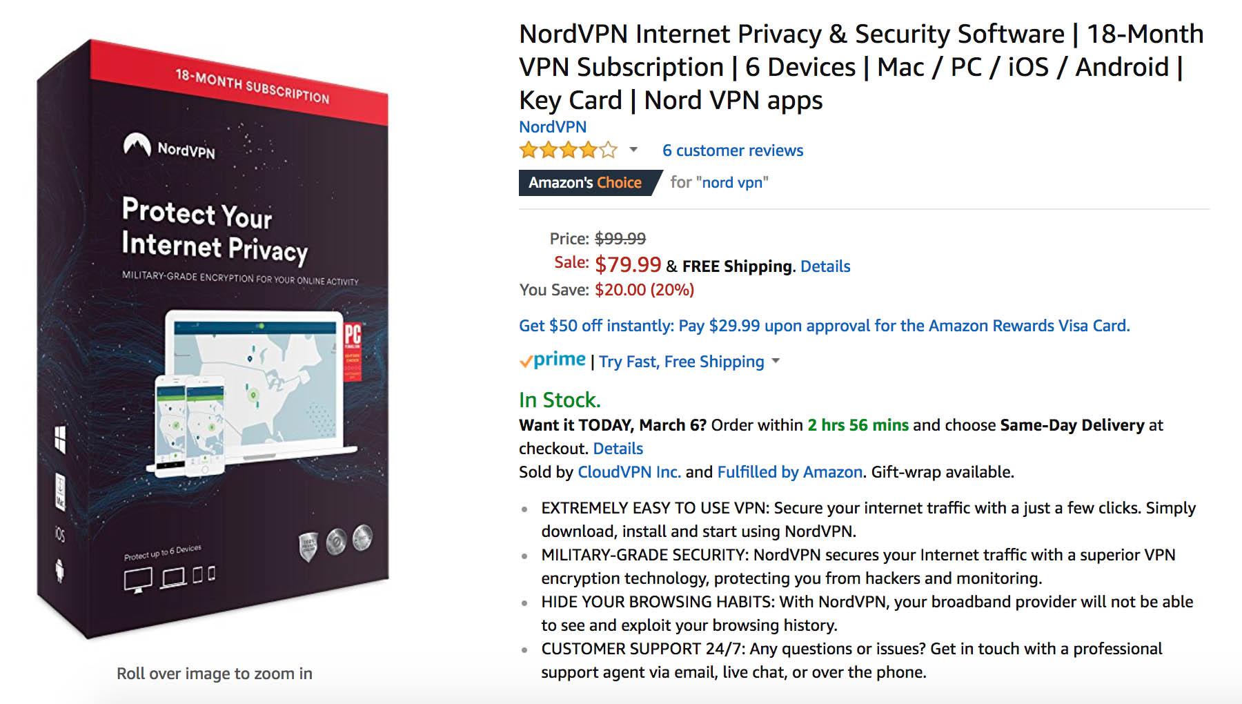 reviews of nordvpn