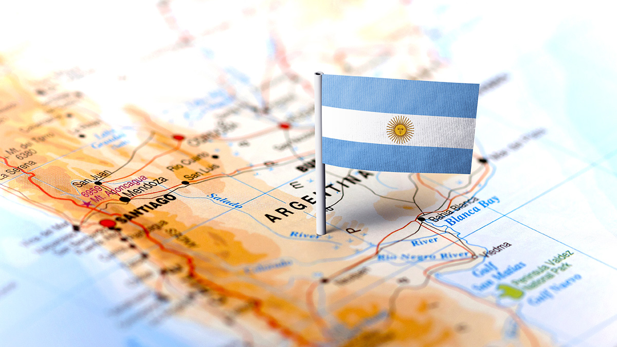 Is the internet free and secure in Argentina?