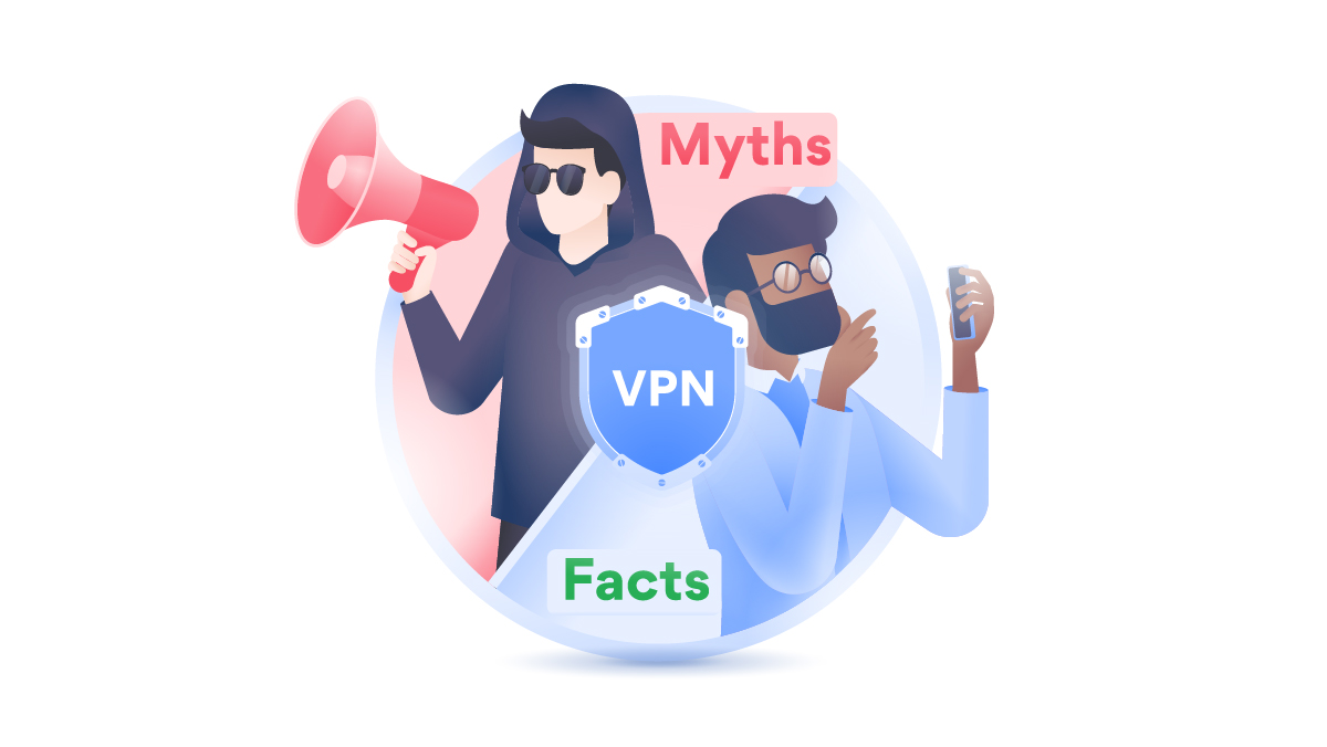 7 common VPN myths debunked