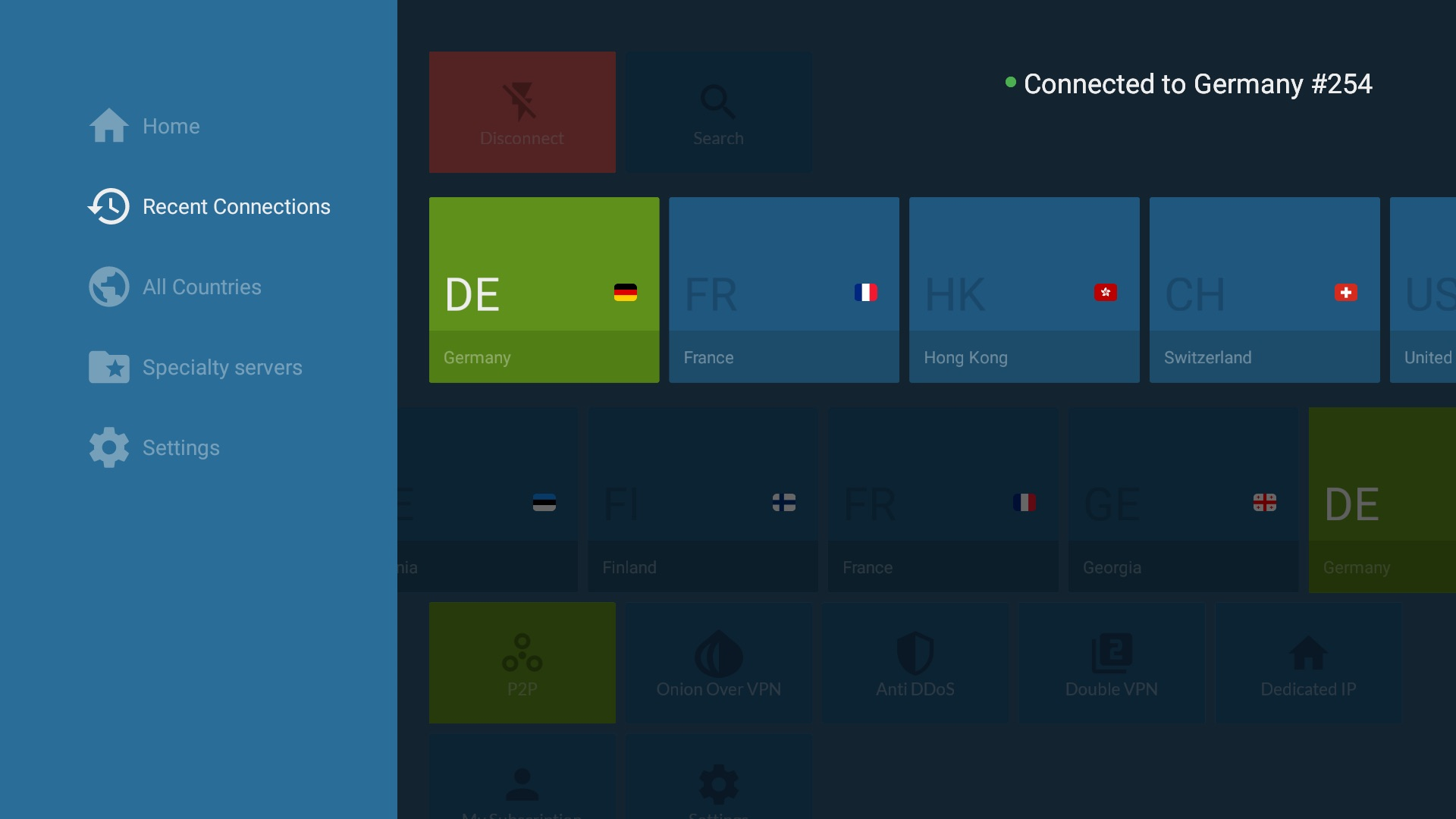 nordvpn android