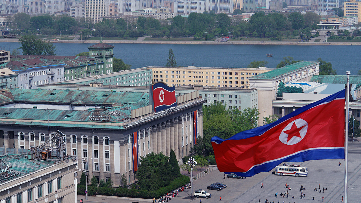 VPNs sind in Nordkorea illegal
