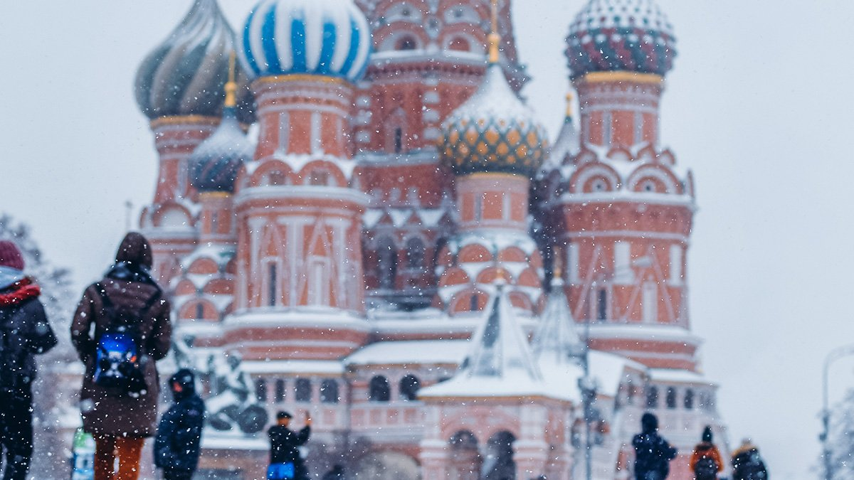 VPNs sind in Russland illegal