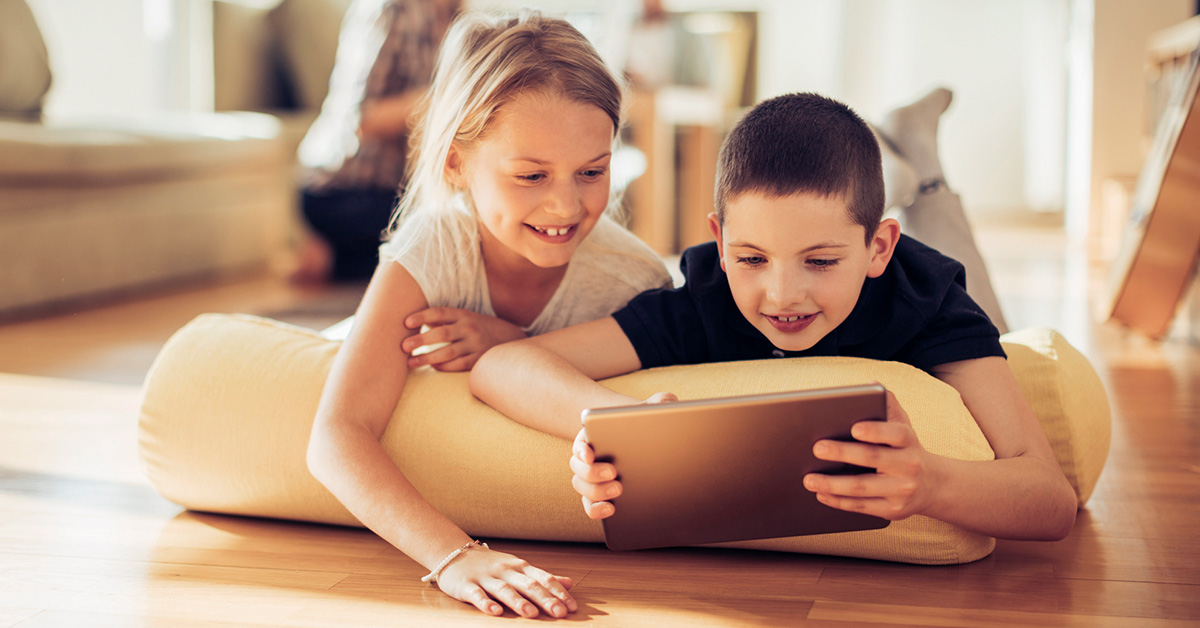 Internet safety for kids: a parent's guide