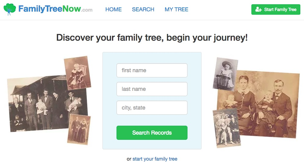 Familytreenow.com