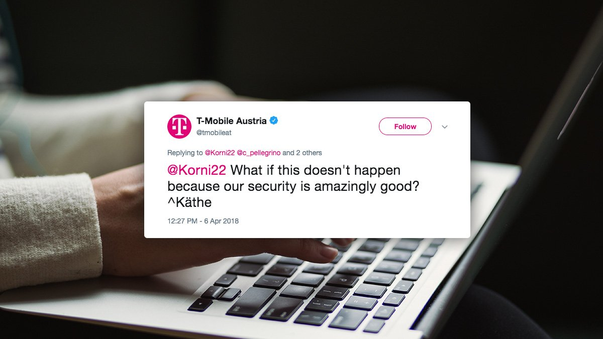 Nobody surprised as T-Mobile gets hacked after dismissing security concerns