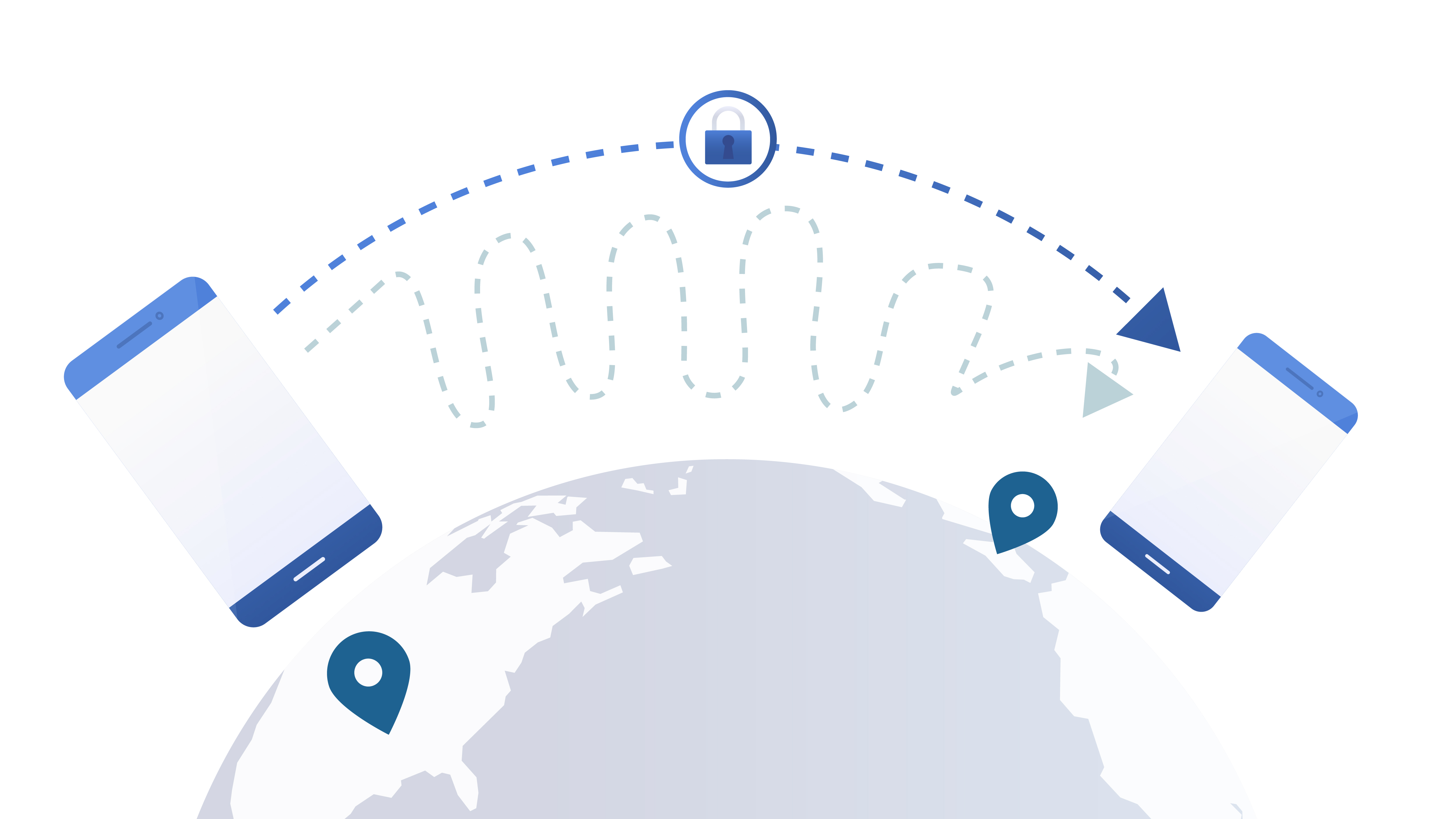 Efficient VPN routing