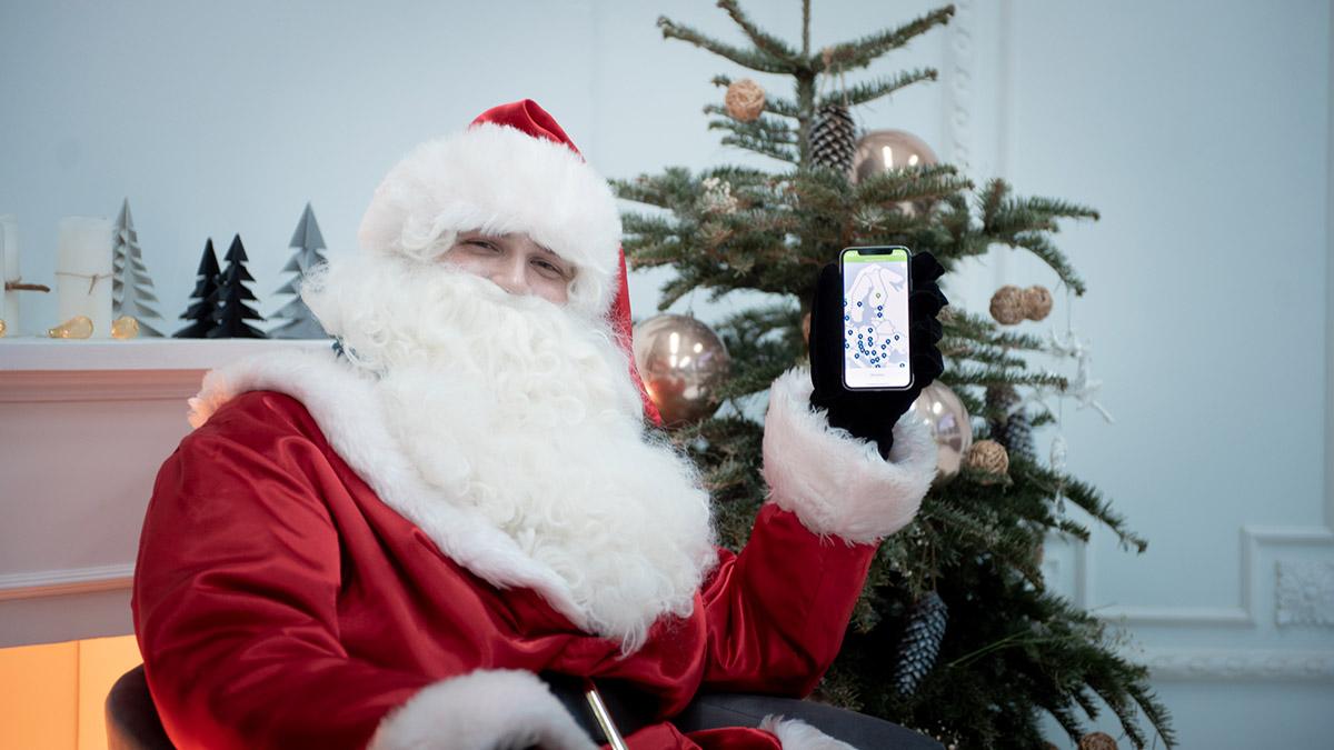 How Santa Claus uses NordVPN