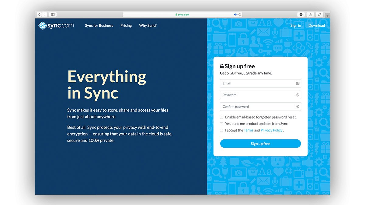 google-drive-alternatives-Sync.com