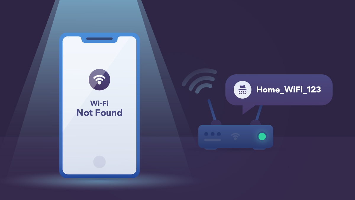 How to disable SSID broadcast to hide your Wi-Fi
