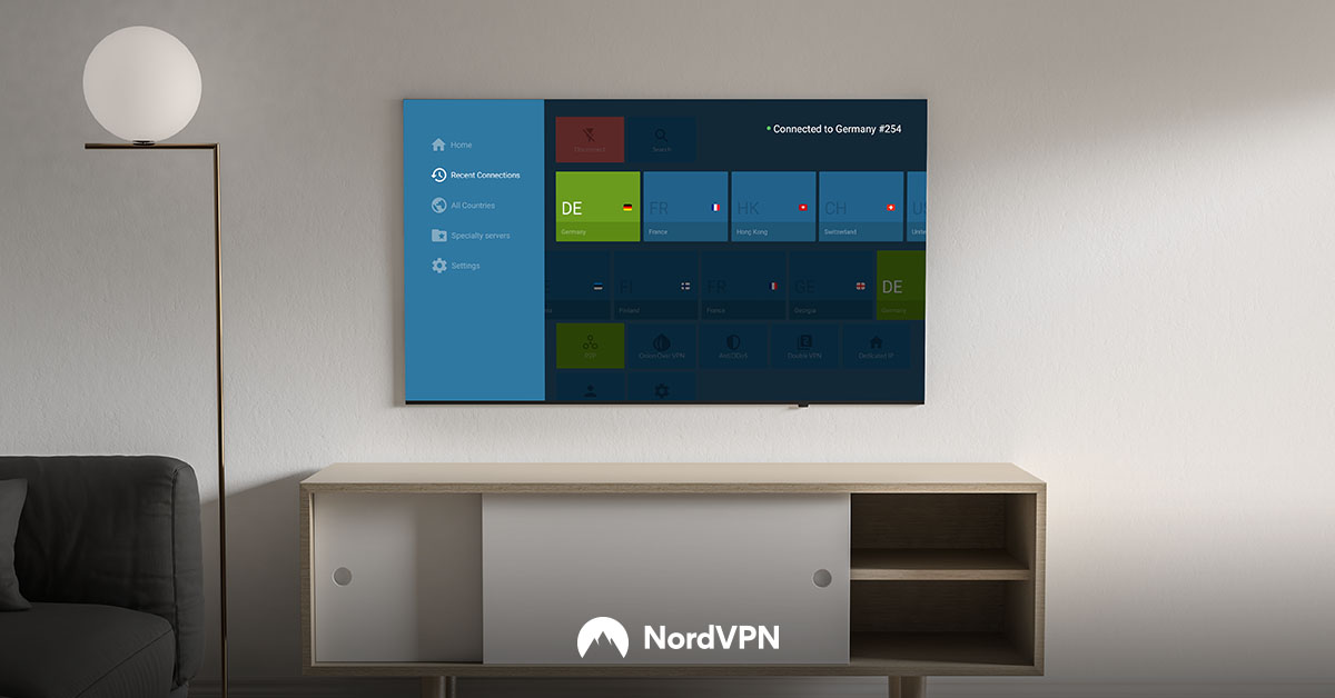 VPN for Android TV: Quickest solution here! | NordVPN
