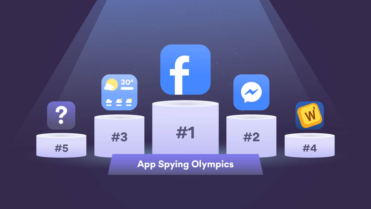 The 5 worst apps for your privacy