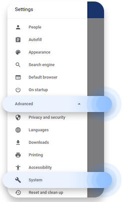 Clear SSL State on Chrome