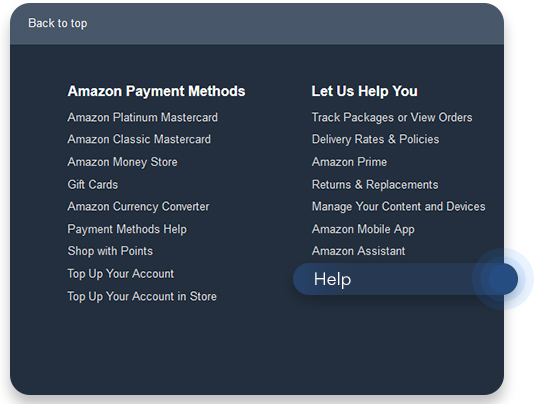 open an amazon account
