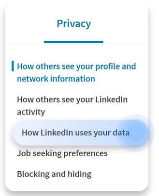 eliminar cuenta linkedin