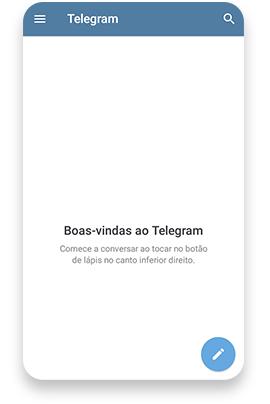 como excluir telegrama:  autodestruição do seu aplicativo - passo nº1