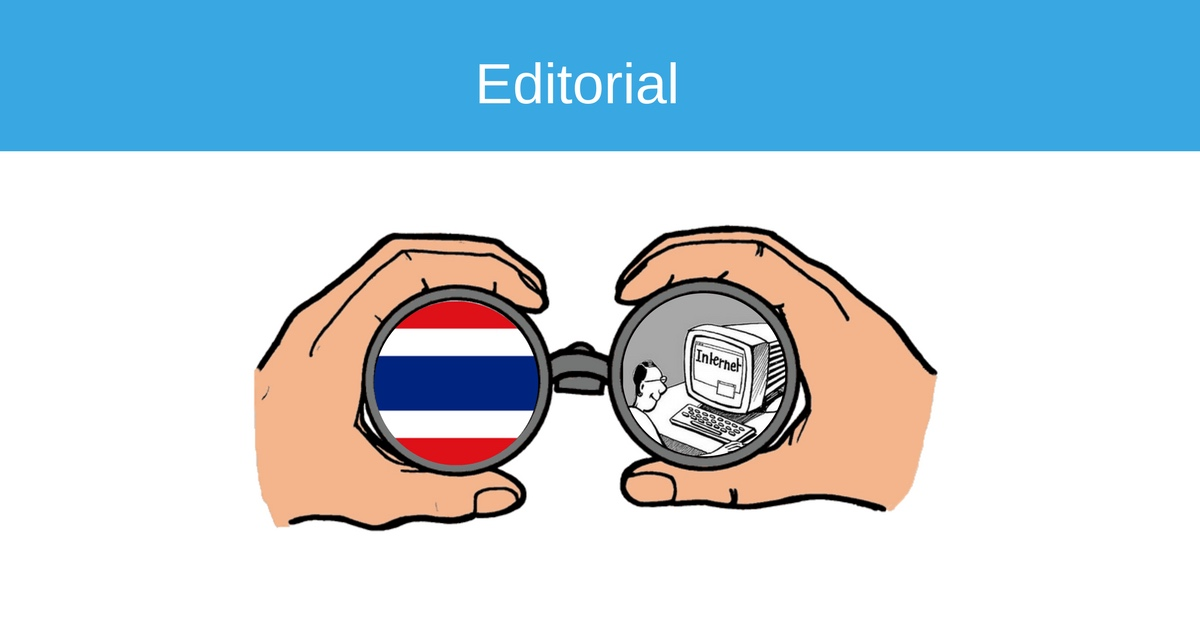 An Overview: Surveillance Practices in Thailand