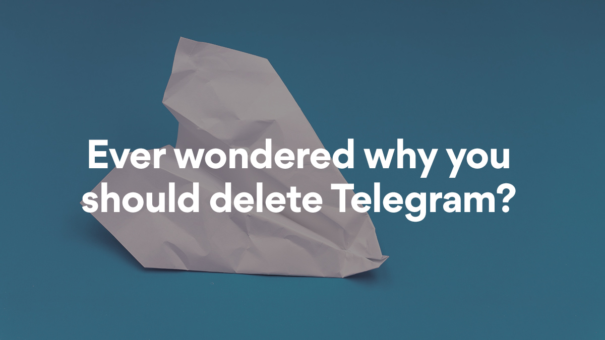 Delete Telegram account permanently in 5 easy steps