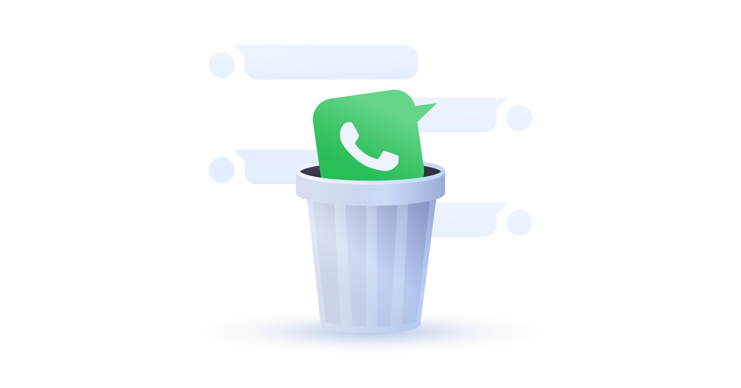 Wie Man Whatsapp Nachrichten Löschen Kann Nordvpn