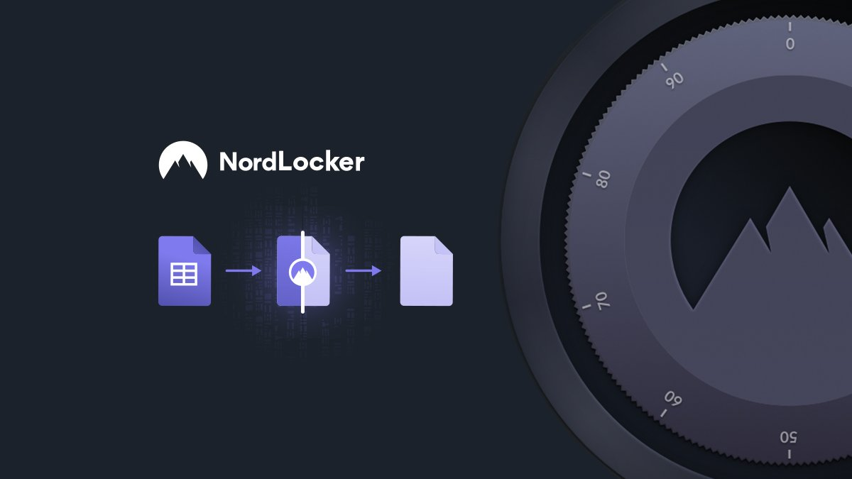 Meet NordLocker – the new file encryption solution by NordVPN