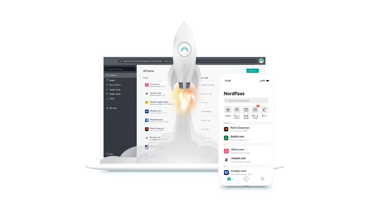 NordPass, the new intuitive password manager by NordVPN