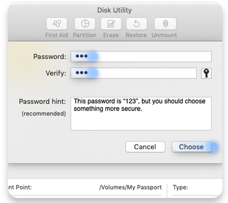 How to encrypt your USB drive on macOS