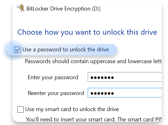 How to encrypt your flash drive on Windows With Bitlocker