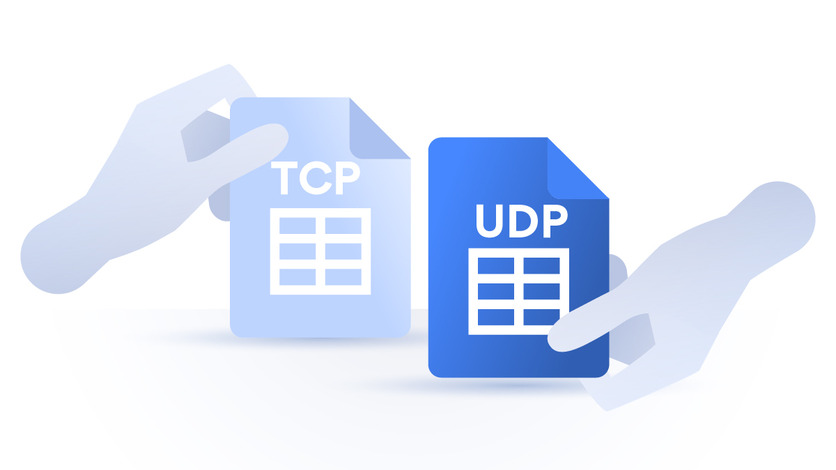 What is TCP and UDP? A simple explanation