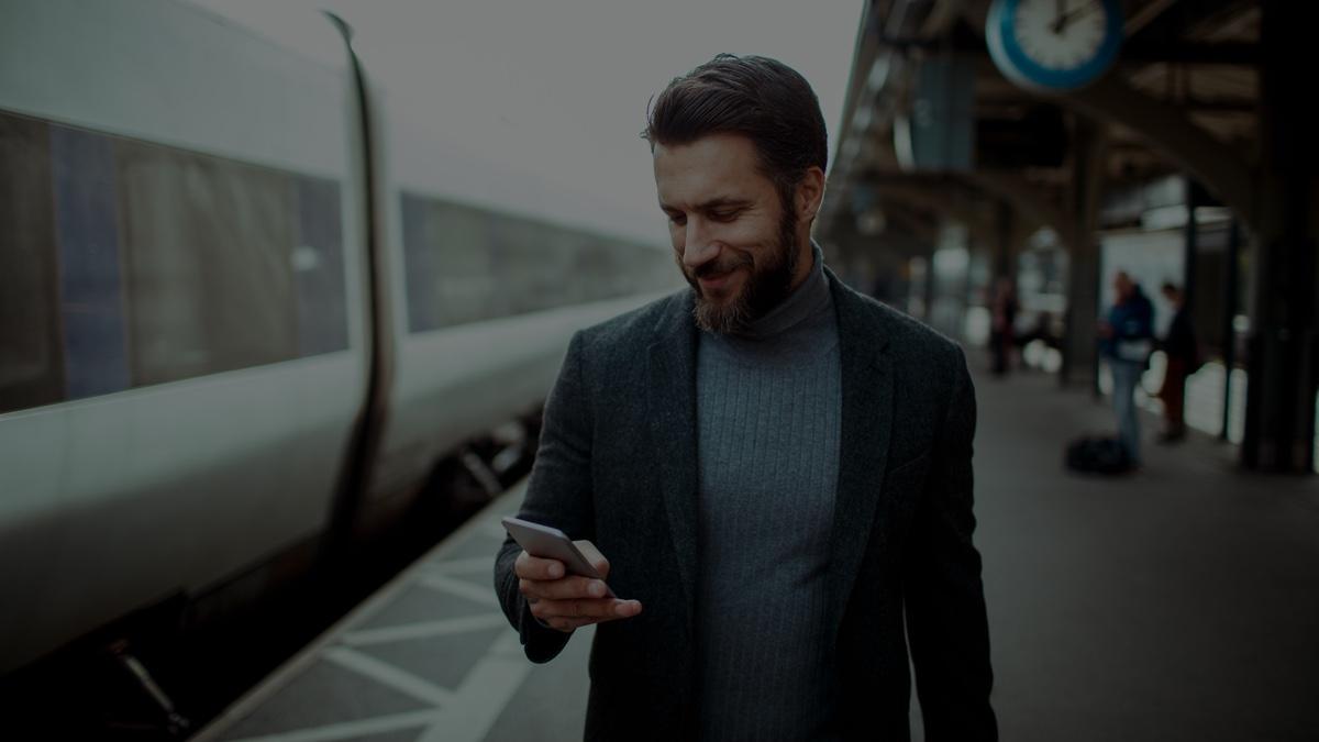 Hoe kan je veilig wifi in de trein gebruiken?