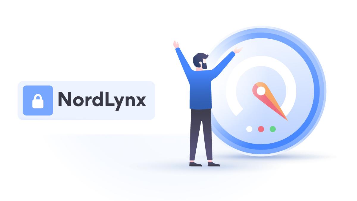 使用 NordLynx 的一個強烈理由:速度提升