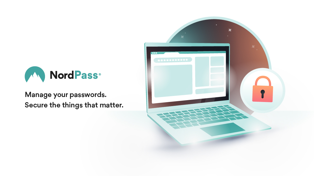 Secure your passwords with the NordPass password manager