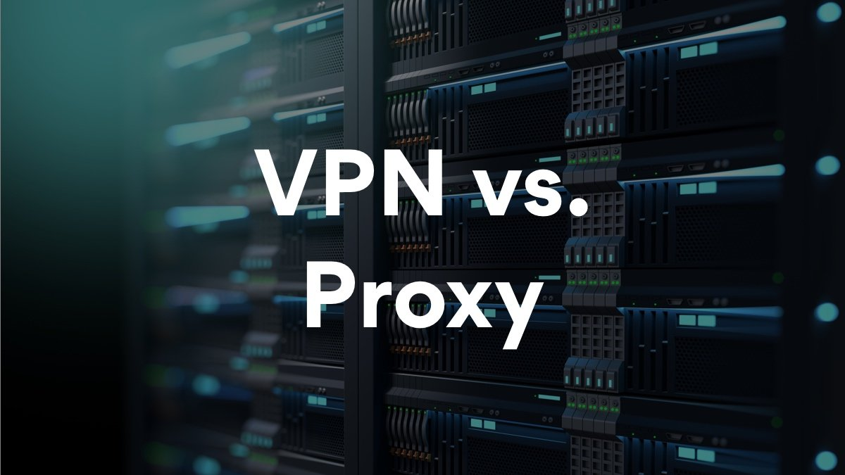 Välityspalvelin: miten se eroaa VPN:stä?