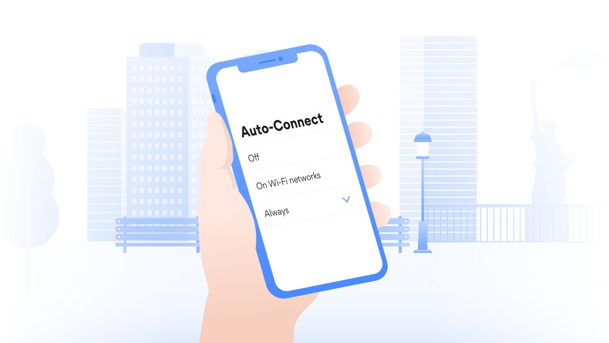 How to set up Auto-connect for NordVPN