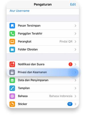 Langkah Demi Langkah Cara Hapus Telegram Permanen Nordvpn